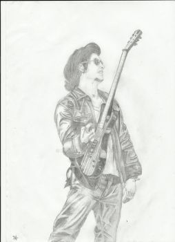 Synyster Gates from A7X by Kavtan