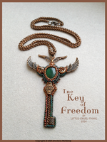 The Key of Freedom by little-cruel-thing