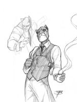 BlackSad Sketchez by FooRay