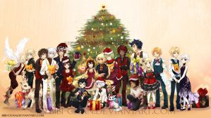 :: + My Christmas Song for You + :: by bibi-chan