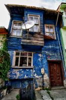 Blue House II by TanBekdemir