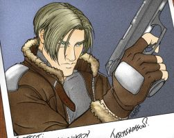 Leon Colored by Rosien-HoH
