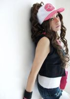 White Pokemon Trainer by Zettai-Cosplay