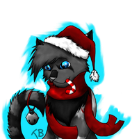 Christmas Kal by Wolfy-Artist