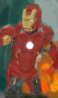 Ironman (In Progress) 2 by shasoysen
