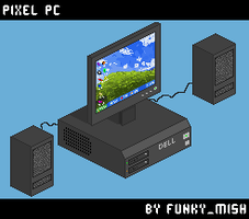 Pixel PC by funky-mish
