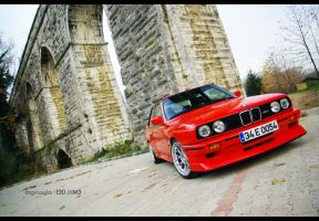 BMW E30 M3 - 7 by rugzoo