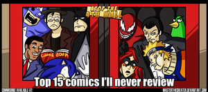 AT4W:Top15 unreviewable comics by MTC-Studios