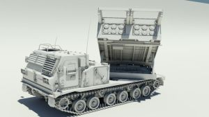 MLRS - Front by redez901