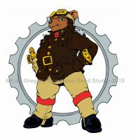 Steambear Pilot by GTDees