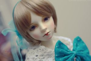 turquoise ribbon by sonorite