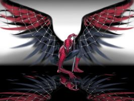Spider Wings by kenvillas