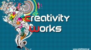 Creativity Works by dimosthenis
