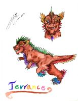 Terrance by Mortsyn