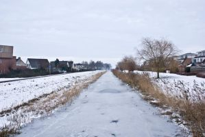 Ice river by creatief2
