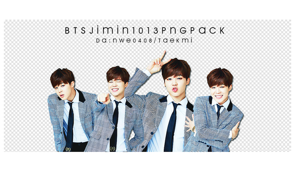13 / BTS JIMIN Birthday PNG PACK by NWE0408
