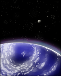The Blue Planet by Foxface-x3