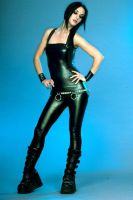 full Faux PVC outfit by ByKato