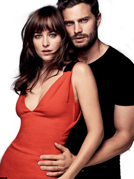 Dakota and Jamie PNG [HD] by Liasgraphics