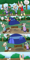 Camping! prt.1 by ImagineitSplotched