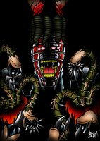 013: Channard Cenobite by The-Hellbound-Web