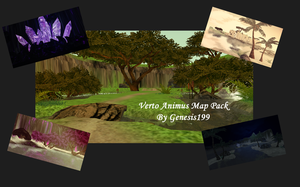 Verto Animus Map Pack by Genesis199