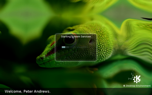 TrueNature KSplash Theme by aurelias