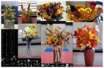 Photo Collage V -Flowers- by AzureParagon