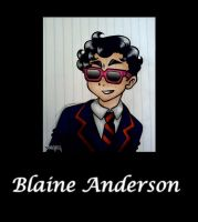 .:BlaineAnderson:. by Nosaiga