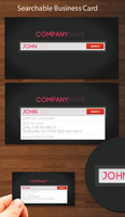 Searchable business card by kimi1122