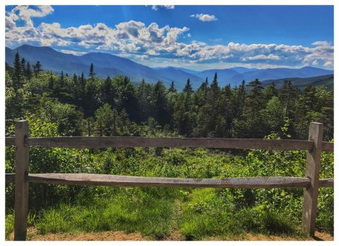 White Mountains - New Hamphire by Riot207Photography