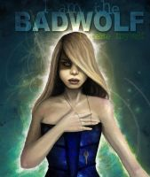 Bad Wolf detail by csgirl