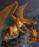 Charizard by Steelbred
