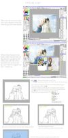 Step By Step: After School by susu-chan