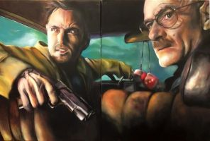 Breaking Bad Progress by Marczsewski