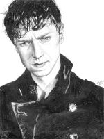 James McAvoy by Claire-Elise17