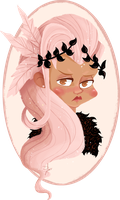 Pouting by suribee
