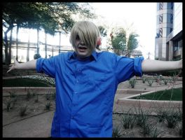 Vocaloid: Leon Poses Further by SoaringVisions