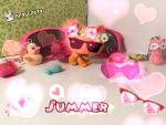 LPS NTM Cycle 1 // Summer for LPSPEACE NLOVE by AwesomeJammerAJ