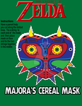 Majora's Ceral Mask by couteraction-comics