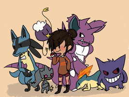Pokemanz by CerbysaurusRex