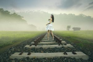 You Can Look Back... But Can't Go Back by perigunawan