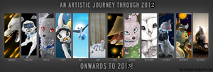 Progress Meme 2012 by The-F0X