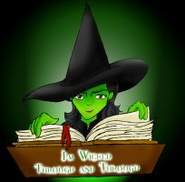 Wicked Through and Through by nikkigurlie89