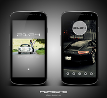 Porsche by In2uition