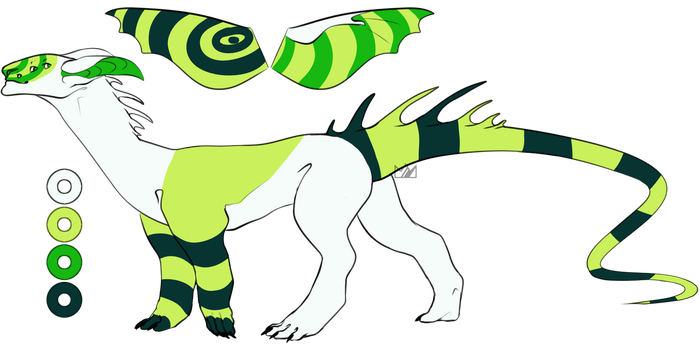 Koltherian Myo1 temp ref|Approved! by Imagentian-Queen