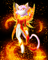 CP: Flame Fairy by Drytil