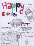 Vic Mignogna Birthday For Risembool Rangers by Eloise7783