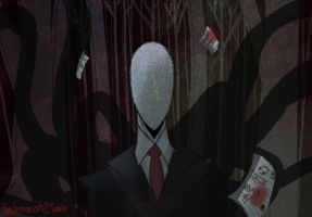 .:Slenderman and three notes:. by tmntffnyp