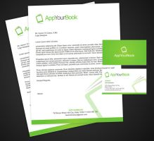 Appyourbook corporate identity by niceguyz